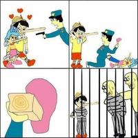 Pinocchio est un pervers
