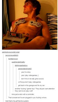 Les mecs geeks
