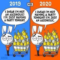 Je suis alcoolique, je vous jure !