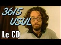 3615Usul - Le CD