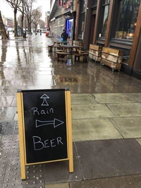 Kan il pleut