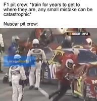 En F1, il faut des années pour pouvoir maintenir la mécanique de précision