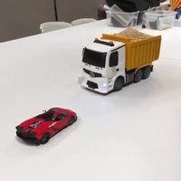 Un camion benne
