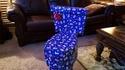 Cadeau de Noël dans son emballage