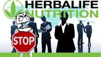 HERBALIFE : JE DIS STOP !!!