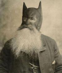 Papy Batman