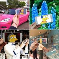 Les Simpsons IRL