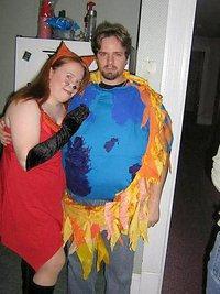 Cosplay Firefox 2