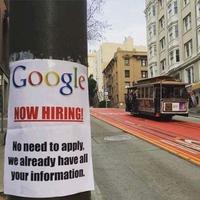 Google recrute !