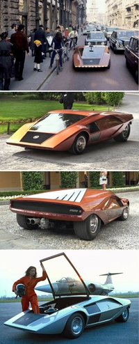 Lancia Stratos Zéro