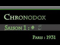 Chronodox  - L'exposition coloniale internationale