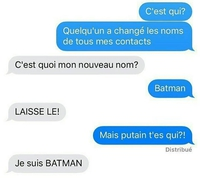 Batmessage