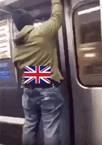 Pressé de sortir du metro (2ème)