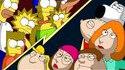 Simpsons vs Family guy
