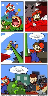 Mario, plombier