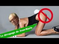 Le dérapage de Jean-Marie Le Pen, une simple histoire de pet ?