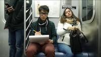 Artiste de métro