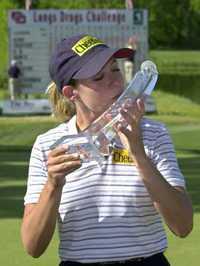 Trophée de golf
