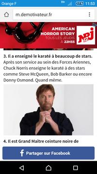 Le secret de Chuck Norris,
