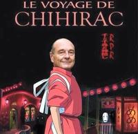 Le voyage de Chihirac