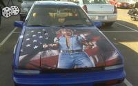 La voiture de Chuck