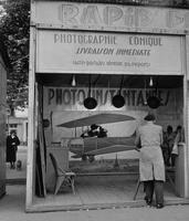 Photos fakes dans les fêtes foraines des années 30