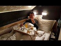 Etihad A380, la résidence volante