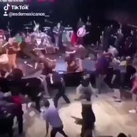 No karaté in the pit