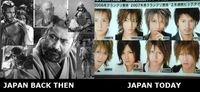 Evolution des apparences