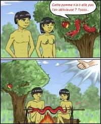 Si Adam et Ève avaient été Chinois