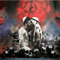 Faite l'amour pas la guerre.