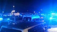 Manifestation d'ambulanciers à Paris