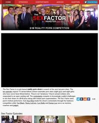 Sex Factor : une emission de téléréalité sur le milieu du porno