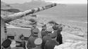 Hiver 1943-44, le maréchal Von Runsted à Marseille