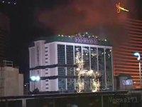 Demolition à Las Vegas
