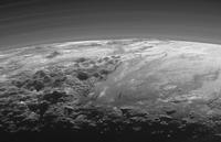 Nouvelles images de Pluton par New Horizons