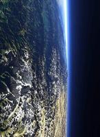 L'Himalaya vu de l'espace