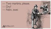 Martini sans glace, svp