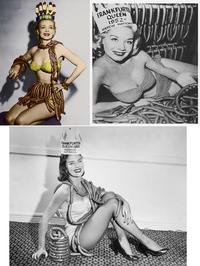 Miss jolie saucisse 1952 et 1956