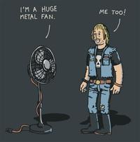 fans de metal