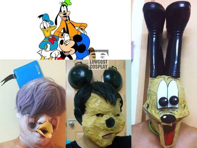 Donald mickey et dingo - Donald et dingo ...