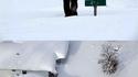 Kan il a bien neigé...