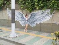 Ange de rue