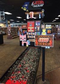 Parcours Lego