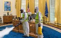 Y'avait une mauvaise odeur (bullshit) dans le bureau ovale de Donald Trump