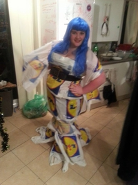 The Lidl Mermaid