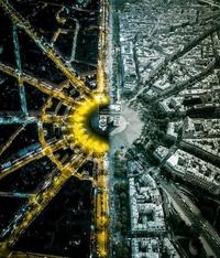 Paris, place de l'Étoile