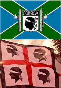 Lorsque Corse & Sardaigne voulaient une sorte d'autonomie, mais dans la mouvance fasciste...