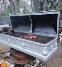 Pour cuire la viande froide