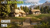 5 heures de tuto gratuit pour débutant sur Unreal Engine 5